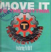 Technotronic - Move It To The Rhythm (Remix)