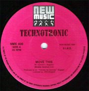Technotronic - Move This (Molella Version) / Rockin' Over The Beat (Piccadilly Mix)