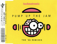Technotronic - Pump Up The Jam (The '96 Remixes)