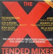 Technotronic, De La Soul,2 In A Room - The X-Tended Mixes