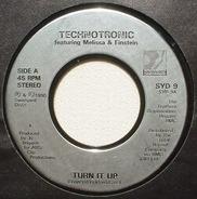 Technotronic Feat. Melissa & Einstein - Turn It Up