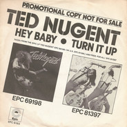 Ted Nugent / Lone Star - Hey Baby / A New Day