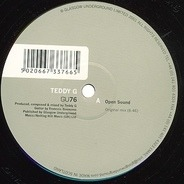 Teddy G - Open Sound