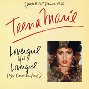 Teena Marie - Lovergirl (Special 12' Dance Mix)