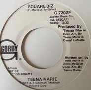 Teena Marie - Square Biz