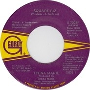 Teena Marie - Square Biz / OPUS III (Does Anybody Care)
