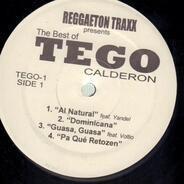 Tego Calderón - Reggaeton Traxx Presents The Best Of Tego Calderon