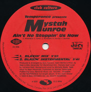 Temperance Presents Mystah Munroe - Ain't No Stoppin' Us Now