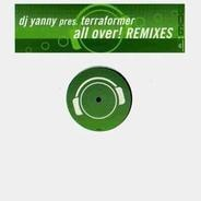 Terraformer - All Over! (Remixes)