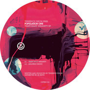 Terrence Dixon Pres Population One - Temporary Insanity EP