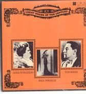 Tetrazzini / Ponselle / Schipa - Great Voices Of The Century