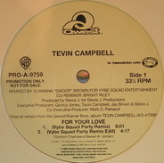 Tevin Campbell - For Your Love (Remixes)