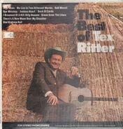 Tex Ritter - The Best Of Tex Ritter