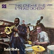 Thad Jones & Mel Lewis & The Jazz Orchestra - Presenting Thad Jones • Mel Lewis & 'The Jazz Orchestra'