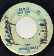 The Ambassadors - I Really Love You / I Can't Believe You Love Me