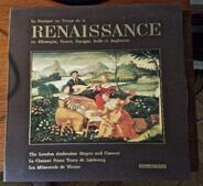 The Ambrosian Singers , Le Consort Franz Tenta De Salzbourg , Franz Tenta , Les Menestrels - La Musique Au Temps De La Renaissance En Allemagne, France, Espagne, Italie Et Angleterre