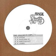 The Analogue Cops - Partytodance E.P.