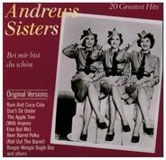 Andrews Sisters - 20 Greatest hits