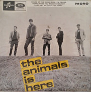 The Animals - The Animals Is Here