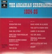 The Arcadian Serenaders - 1924-25