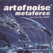 The Art Of Noise , Rakim - Metaforce