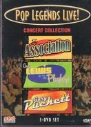 The Association / Gary Lewis And The Playboys / Gary Puckett - Pop Legends Live! Concert Collection