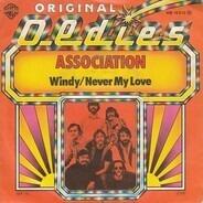The Association - Windy / Never My Love