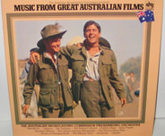 The Australian Broadcasting Commission Philharmonic Orchestra - Music From Great Australian Films
