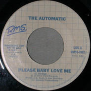The Automatic - Please Baby Love Me