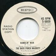 The Back Porch Majority - Ramblin' Man