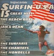 The Beach Boys, Jan & Dean, The Chantays - Surfin' USA