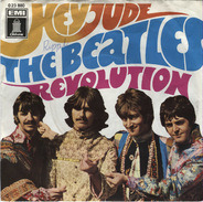 The Beatles - Hey Jude / Revolution