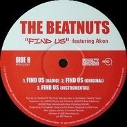 The Beatnuts - Find Us (In The Back Of The Club) / It's Nothing