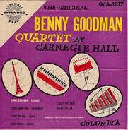 The Benny Goodman Quartet - Benny Goodman Quartet At Carnegie Hall