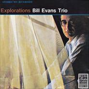 The Bill Evans Trio - Explorations