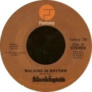 The Blackbyrds - Walking In Rhythm / The Baby