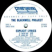 The Blackwell Project - explicit lyrics