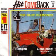 The Blue Diamonds - Ramona / Liebe Mich!