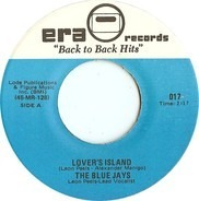 The Blue Jays / The Paradons - Lover's Island / Diamonds & Pearls