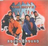 the Boyz - Round and Round/