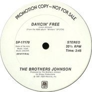 The Brothers Johnson - Dancin' Free
