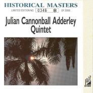 The Cannonball Adderley Quintet - Julian Cannonball Adderley Quintet