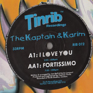 The Captain - I Love You / Fortissimo