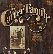 The Carter Family Featuring A. P. Carter - Lonesome Pine Special