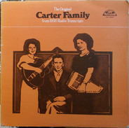 The Carter Family - The Original Carter Family From 1936 Radio Transcripts