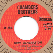 The Chambers Brothers - New Generation