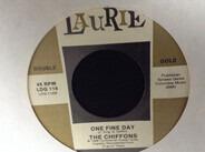 The Chiffons - One Fine Day / Sweet Talkin' Guy