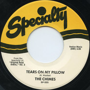 The Chimes - Tears On My Pillow / Zindy Lou