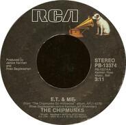 The Chipmunks - E.T. & Me / Tomorrow