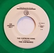 The Chipmunks - The Chipmunk Song / Frosty The Snowman